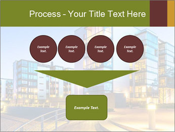 Urban Houses PowerPoint Template - Slide 93