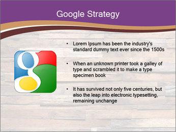 Wooden Deck PowerPoint Template - Slide 10