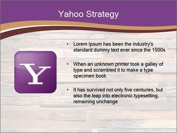 Wooden Deck PowerPoint Template - Slide 11