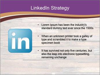 Wooden Deck PowerPoint Template - Slide 12