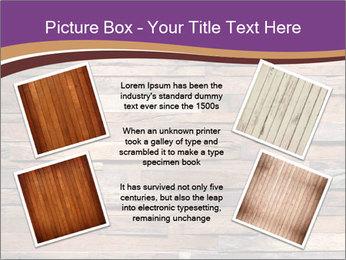 Wooden Deck PowerPoint Template - Slide 24