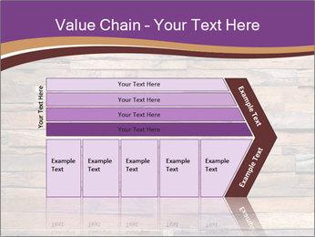 Wooden Deck PowerPoint Template - Slide 27