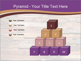 Wooden Deck PowerPoint Template - Slide 31