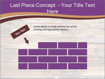 Wooden Deck PowerPoint Template - Slide 46