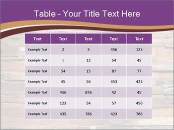 Wooden Deck PowerPoint Template - Slide 55