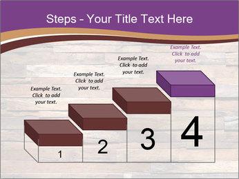 Wooden Deck PowerPoint Template - Slide 64