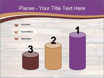 Wooden Deck PowerPoint Template - Slide 65