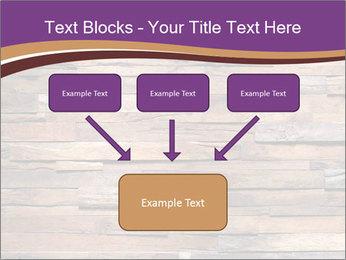 Wooden Deck PowerPoint Template - Slide 70