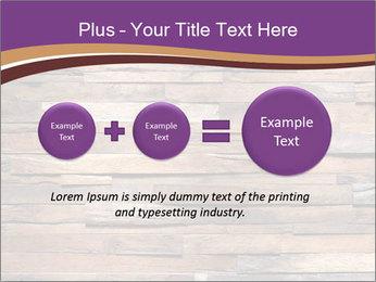 Wooden Deck PowerPoint Template - Slide 75