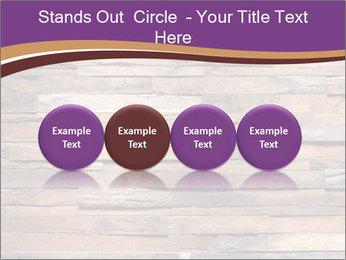 Wooden Deck PowerPoint Template - Slide 76