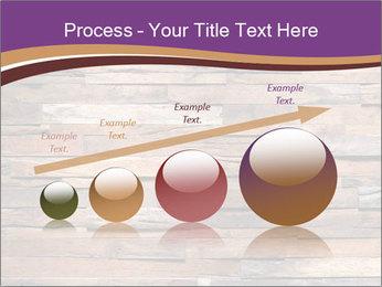 Wooden Deck PowerPoint Template - Slide 87