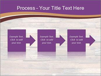 Wooden Deck PowerPoint Template - Slide 88