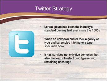 Wooden Deck PowerPoint Template - Slide 9