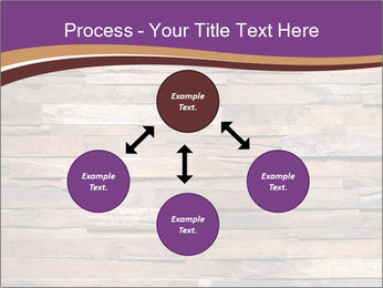 Wooden Deck PowerPoint Template - Slide 91