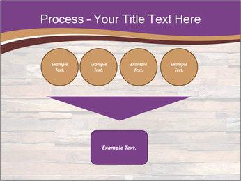 Wooden Deck PowerPoint Template - Slide 93