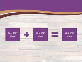Wooden Deck PowerPoint Template - Slide 95