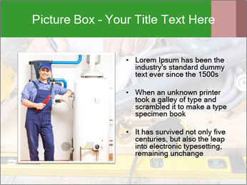 Building Plan Work PowerPoint Templates - Slide 13