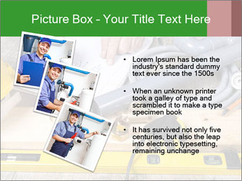 Building Plan Work PowerPoint Templates - Slide 17
