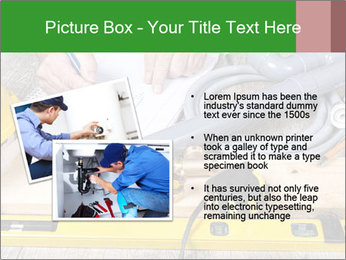 Building Plan Work PowerPoint Templates - Slide 20