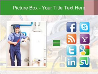 Building Plan Work PowerPoint Templates - Slide 21