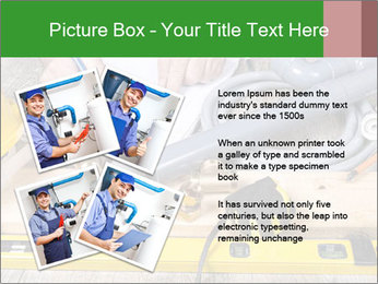 Building Plan Work PowerPoint Templates - Slide 23