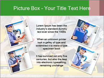 Building Plan Work PowerPoint Templates - Slide 24