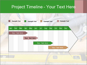 Building Plan Work PowerPoint Templates - Slide 25