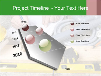 Building Plan Work PowerPoint Templates - Slide 26