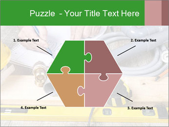 Building Plan Work PowerPoint Templates - Slide 40