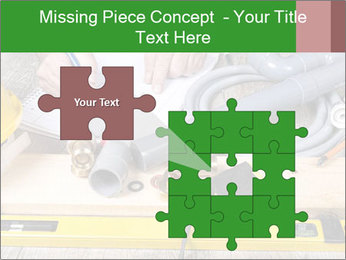 Building Plan Work PowerPoint Templates - Slide 45