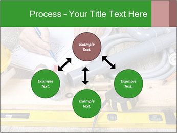 Building Plan Work PowerPoint Templates - Slide 91