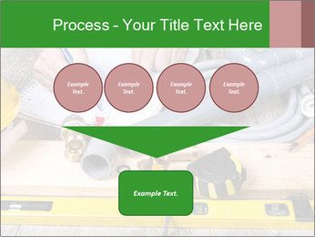 Building Plan Work PowerPoint Templates - Slide 93
