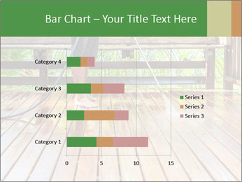 Man Cleans Wooden Terrace PowerPoint Template - Slide 52