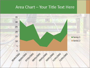 Man Cleans Wooden Terrace PowerPoint Templates - Slide 53
