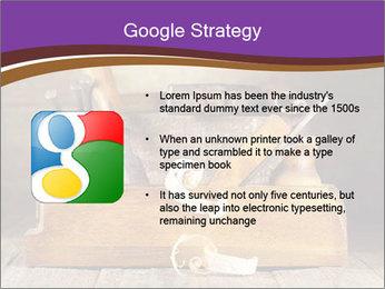 Wood Work PowerPoint Template - Slide 10