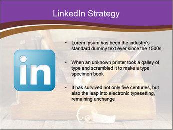 Wood Work PowerPoint Template - Slide 12