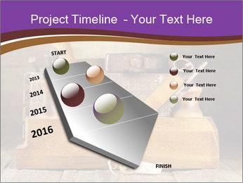 Wood Work PowerPoint Template - Slide 26