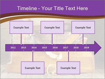 Wood Work PowerPoint Template - Slide 28