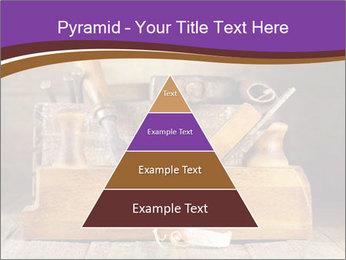 Wood Work PowerPoint Template - Slide 30