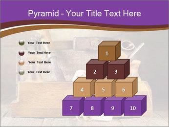Wood Work PowerPoint Template - Slide 31
