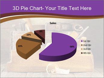 Wood Work PowerPoint Template - Slide 35