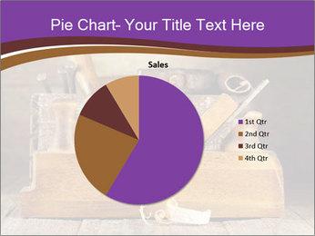 Wood Work PowerPoint Template - Slide 36