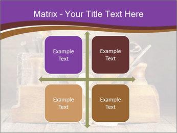 Wood Work PowerPoint Template - Slide 37