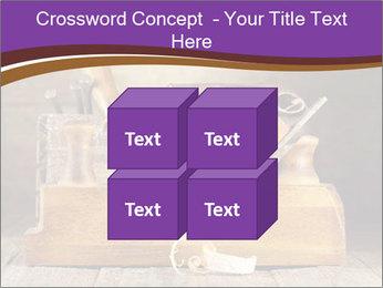 Wood Work PowerPoint Template - Slide 39