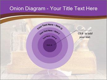 Wood Work PowerPoint Template - Slide 61