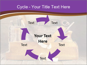 Wood Work PowerPoint Template - Slide 62