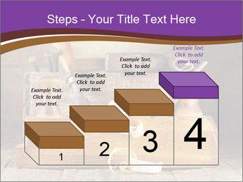 Wood Work PowerPoint Template - Slide 64