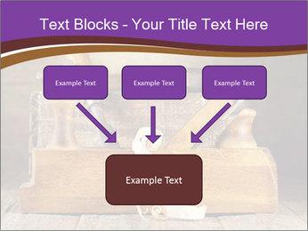 Wood Work PowerPoint Template - Slide 70