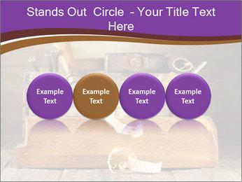 Wood Work PowerPoint Template - Slide 76