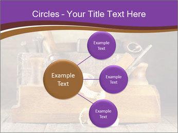 Wood Work PowerPoint Template - Slide 79